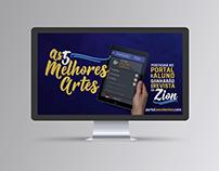 Artes ♢ Zion Escola de Entretenimento