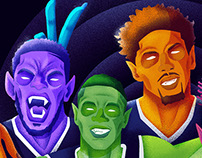 Sky Sport - The real Monstars