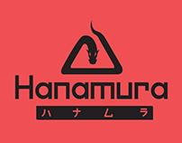 Hanamura Graphic Identity
