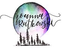 2018 Logo Joanna Rutkowski Photography & Design