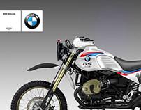 """BMW R 1200 """"BAJA"""""""