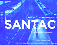 Interactive Storytelling - Churchgate to Andheri