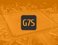 G7 Soluções | Identidade Visual