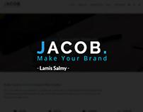 Jacob –Creative PSD Template - Themeforest