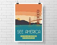 WPA San Francisco Poster