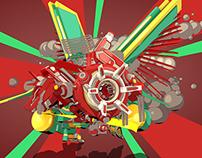 Motion | Rocket Robots 3015