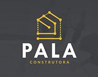 Logo - Pala Construtura