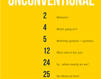 The Unconventional Retreat - worklet