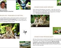 """Folder """"Harnas Wildlife Foundation"""", Namibia"""