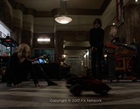 [VFX] Lighting Reel - The Strain (Season 3 & 4)