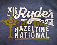 2016 Ryder Cup Concepts
