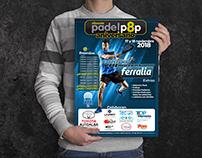 Padelpop VIII Aniversario Torneo Ferralia