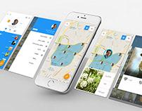 Tick App Design