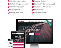 Transfers - Transport and Car Hire WordPress Theme
