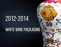 2012-2014 White wine packaging