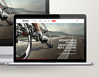 Favero Cycling website