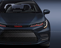 2019 Toyota Corolla AS Edition