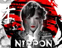 Nippon // Japan Travel Illustration