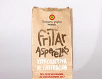 FRITAR ASPEREZAS, Exposición colectiva 2017