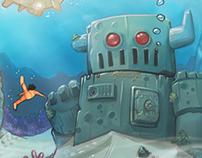 Underwater Titan