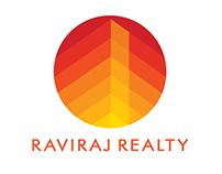 Raviraj Realty Builders Logo Design | Branding - Pune
