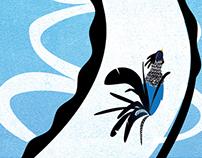 El viaje del Gallo Azul
