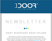 E-mail - Newsletter DOOR
