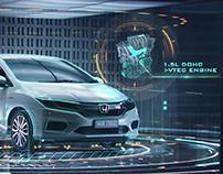 Honda Sport Hybrid i-DCD TVC