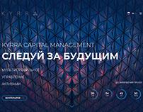 Website design «KYRRA»