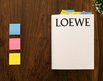 LOEWE Book Past, Present, Future: The Edit