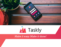 Taskly - UX project