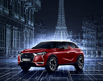 DS Crossback Connected Chic