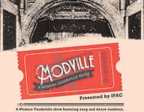 Art Direction: Modville, a Modern Vaudeville Show