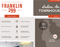 Franklin 299 Cover/Wrap Design