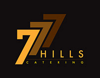 "LOGO CREATION - ""7 HILLS CATERING"""