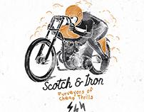 Scotch and iron
