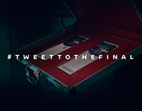 Tweet to the Final