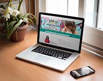 Nicole Hughes Website - 2015