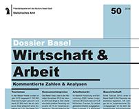 Statistik BS, Dossier Basel, Wirtschaft & Arbeit