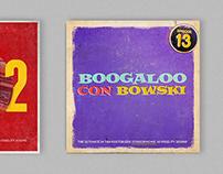 DJ Bowski | Identity design & promotional material