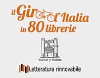 MARCOS Y MARCOS EDITORE Il giro d'Italia in 80 Librerie