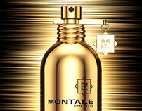 MONTALE // 3D illustration // pack shot // adv