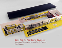 Sales Tool for Real Estate Developer: Unfolding Model