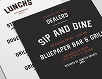 Dealers — Display Typefaces