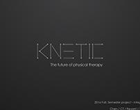 Knetic - IoT x Wellness
