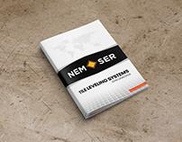 Nemser Tile Leveling Systems Brochure