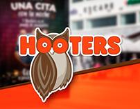 HOOTERS - Campañas Gráficas