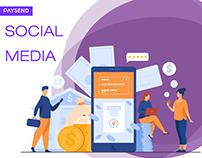 Paysend - Social Media
