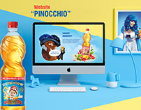 Website Pinocchio
