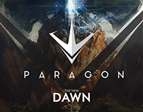Paragon: Mastery UI | UX